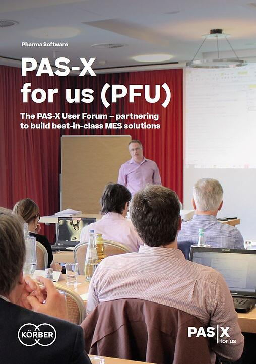 Cover_Werum_BR_0012_PFU-Community