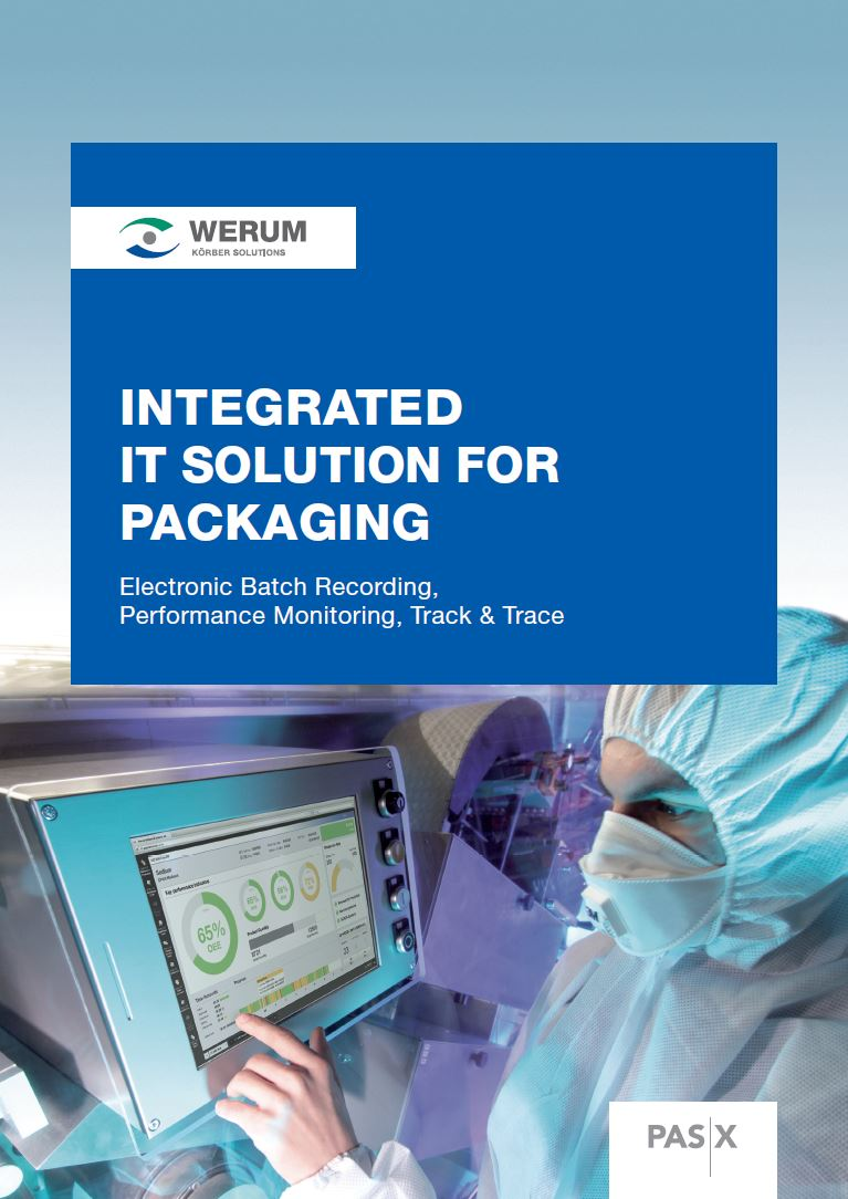 Cover_Werum_BR_0016_PAS-X_PackagingSolution